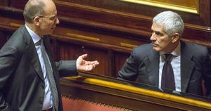 Pier Ferdinando Casini, il nuovo incubo di Enrico Letta nella corsa al Quirinale: ecco il primo pallottoliere