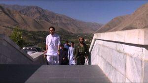 Afghanistan, Ahmad Massoud: