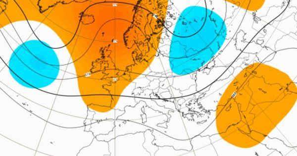 Meteo, l'inquietante mappa delle anomalie geopotenziali: cosa ci aspetta a fine agosto