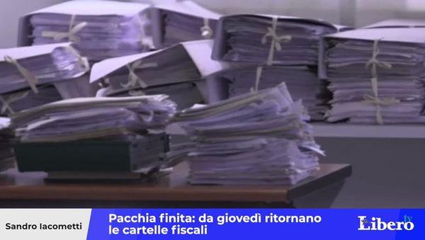 Fisco, pacchia finita: tornano le cartelle. Ma c'è il condono: chi potrà sfruttarlo thumbnail