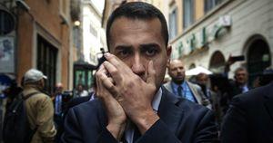 Luigi Di Maio minacciato: