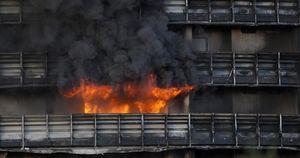 Incendio a Milano, i pannelli esterni erano in plastica