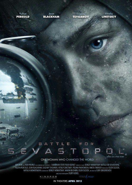 Bitwa o Sewastopol / Battle for Sevastopol [DVDRip] [2015][PL]