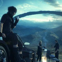 Square Enix Wants to Bring 'Final Fantasy 15' to the Switch