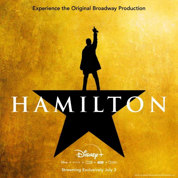 """《Hamilton》 ─ """"He changed the game"""""""
