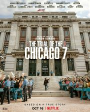 《The Trial of the Chicago 7》─ 簡單 粗暴 直白