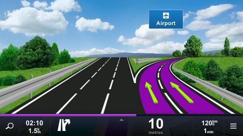 Sygic GPS Navigation & Maps v 17.4.0 + sygic.aura (PL)