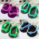 Promotion Baby Children Toddler Crochet Handmade Knitted Casual Shoes