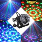 Offres Flash 5W RGB Crystal Magic Ball Effect Stage Light Voice Control Party Disco Club