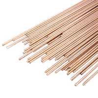 450g 50000PSI Gold Silicon Bronze Tig Welding Rods 91cm Long Rod 1.5mm Diameter