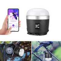 KLARUS CL1 High CRI LED 390LM Bike Light bluetooth Speaker IPX4 Waterproof Power Bank Multifunction Cycling Light