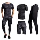 Meilleurs prix Running Training Sweat Breathable Sports Suits