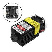 FB03-2500 2500mW 445nm Blue Laser Module 2.54-3P TTL/PWM Modulation DIY Engraver for EleksMaker