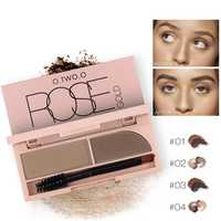 O.TWO.O Eyebrow Powder Brown Black