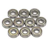 10pcs ABEC-7 608ZZ 8x22x7mm Ball Bearings Deep Groove Ball Bearing