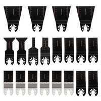 20pcs Oscillating Multitool Saw Blades for Dewalt Stanley Black and Decker Bosch
