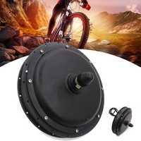 RisunMotor 48V 1500W e-Bike Front Hub Gearless Brushless Motor For Electric Bicycle Wheel