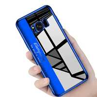 Bakeey Plating Protective Case For Samsung Galaxy Note9/S9/S9 Plus/Note 8/S8/S8 Plus Soft TPU Transparent