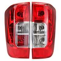 Car Rear Tail Light Red with No Bulb Left/Right for Nissan Navara NP300 2015-2019 Frontier 2018-2019