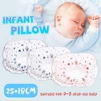 Newborn Baby Pillow Infant Prevent Flat Head Support Pillow