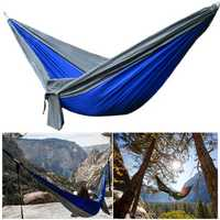 Xmund DC-004 Upgraded Type 270x140CM Double Hammock 210T Nylon Swing Bed Max Load 250kg