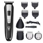Meilleurs prix NK-2555 5 in 1 LCD Display Multifunctional Hair Trimmer USB Rechargeable Electric Hair Care Clipper