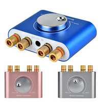Wireless bluetooth Mini Digital Amplifier Hi-Fi Stereo High-Power Amp 50W×2 Speaker