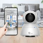 Meilleurs prix Xiaovv Q8 HD 1080P 360° Panoramic IP Camera Onvif Support Infrared Night Vision AI Mo-tion Detection Machine Panoramic Camera