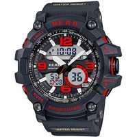 READ R90001 Dual Display Men Chronograph Digital Watch