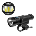 Meilleurs prix Lumintop B01 850lm 210m USB Rechargeable Bike Light Headlight 21700 18650 Flashlight