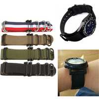 Replacement Nylon Watch Band Strap Bracelet For Suunto Essential/Core/Traverse Series 29 x 2.5cm