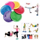 Meilleurs prix Yoga Exercise Pilates Trigger Massage Balance Cushion Gym Fitness Ball Thickening Riot