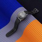 Meilleurs prix [BT 5.0]Haylou Solar Full Round Screen Wristband 12 Sport Modes Tracker Heart Rate Monitor 30 Days Standby Smart Watch Global Version