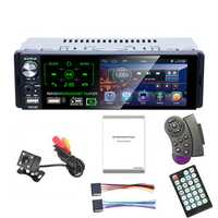4.1 Inch 1080P Full Touch bluetooth Steel Control Aux Car Mp5 Player