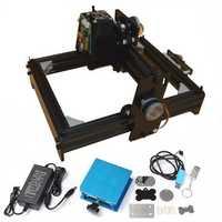 10W High Precision Professional DIY Desktop CNC Laser Engraver Cutter Engraving Wood Cutting Machine Router DC 12V 4A
