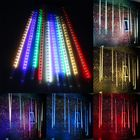 Discount pas cher 10 X 50CM LED Meteor Shower Rain Lights Waterproof Tubes String For Xmas AC85-265V