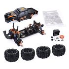 Meilleurs prix ZD Racing MT8 Pirates3 1/8 4WD 90km/h Brushless RC Car Kit without Electronic Parts