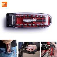 Xiaomi Wiha 17 in 1 Daily Use Screwdriver Set Head Precision Chrome Vanadium Steel DIY Screwdriver Bits Repair Tool Set