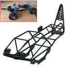 Recommandé RC Car Parts Steel Frame Body Roll Cage Black For 1/10 AXIAL SCX10 #B