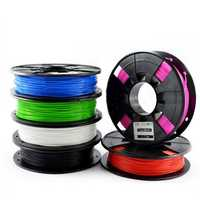 TEVO® Black/White/Blue/Orange/Green/Pink/Red 1KG 1.75mm ABS Filament for 3D Printer