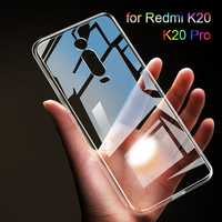 BAKEEY Transparent Ultra-thin Soft TPU Protective Case For Xiaomi Redmi K20 / Xiaomi Redmi K20 Pro / Xiaomi Mi9T