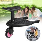 Flash Offers Kids Safety Stroller Step Board Comfort Wheeled Pushchair Max load 25kg