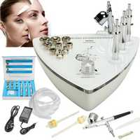 2in1 Diamond Microdermabrasion Facial Oxygen Vacuum Spray
