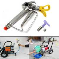 3600PSI Airless Gun Sprayer with 517 Spray Tip and Guard