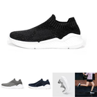Flash Offers FREETIE Antibacterial Waterproof Men's Sneakers Ultralight Breathable Comfortable Sports Walking Running Shoes From XIAOMI Youpin