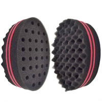 Magic Twist Hair Curl Sponge Brush Coil Wave for Natural Hair