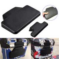 Motorcycle Rear Trunk Passenger Backrest Back Pad For BMW F800GS R1200GS Adventure