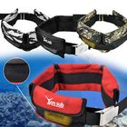 Bon prix diving set Adjustable 4/3 Pocket Diving Weight Belt With Stainless Steel Buckle Water Sport Equipment For Underwater Hunting 4 Colors
