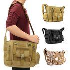 Recommandé Outdoor Camping Tactical Military Briefcase Mens Messenger Shoulder Cross Body Bag