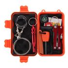 Meilleurs prix SOS Outdoor Survival First Aid Hiking Kit Camping Rescue Gear Emergency